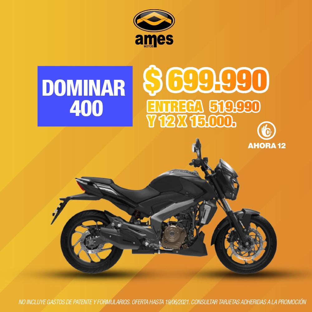 dominar400